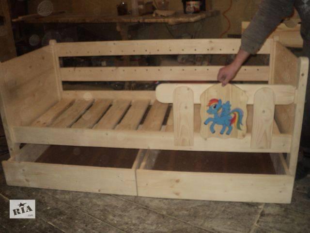 бу Новинка кроватка самоделка украшаем сами и присылаем фото своих вариантов украшений,победителю приз для ребёнка в Киеве