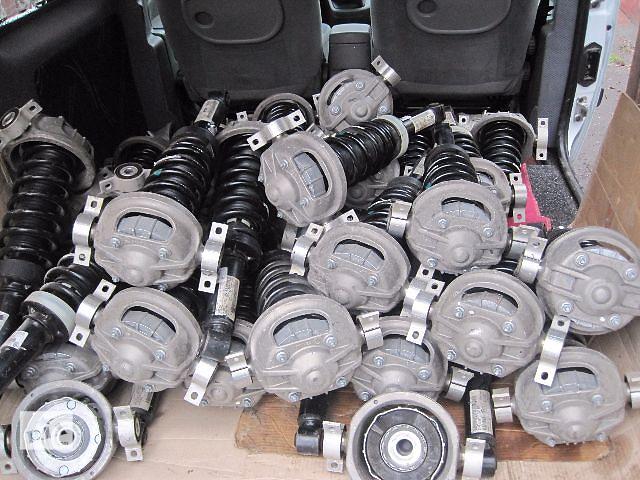 Новый амортизатор задний/передний для легкового авто Volkswagen Touareg- объявление о продаже  в Сумах
