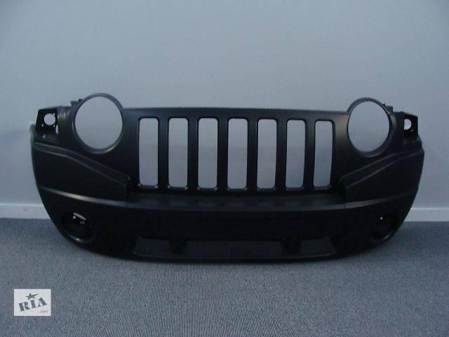 продам Новый бампер передний CH1000905 / 68002271AB для авто Jeep Compass 2007-2010 бу в Киеве