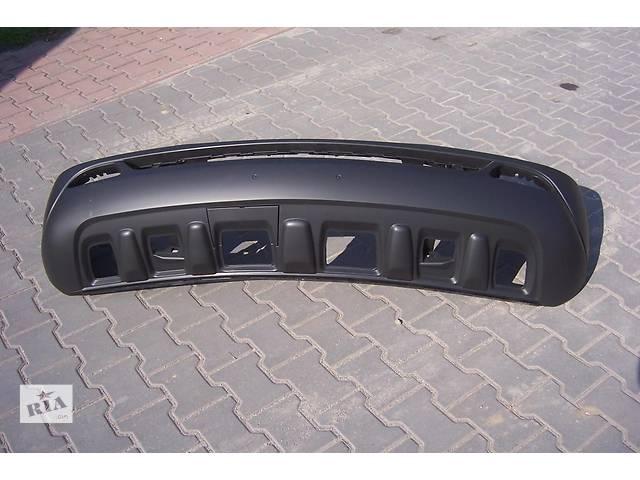 бу Новый бампер передний для легкового авто Mercedes ML-Class в Ивано-Франковске