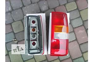 Новые Фонари задние Fiat Scudo