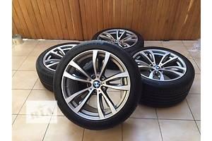 Новые диски с шинами BMW X5