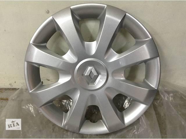 купить бу Новый колпак на диск для легкового авто Renault Clio Symbol в Львове
