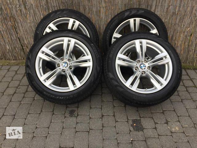 купить бу Новый КОМПЛЕКТ для легкового авто BMW X5 F15M. 467M.255/50/19.PIRELLI M+S. в Ужгороде