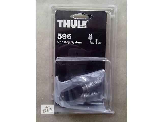 купить бу Новый Комплект ключей с личинками (6шт) Thule One-Key System 596 в Киеве