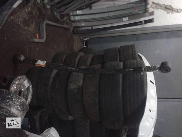 купить бу Новый лист коренной для грузовика Mercedes 1117 в Кривом Роге (Днепропетровской обл.)