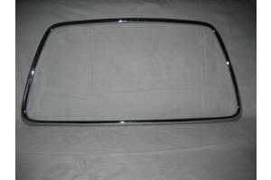 Новые Молдинги решетки радиатора Mitsubishi Lancer X Ralliart