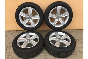 Новые диски с шинами Volkswagen Passat