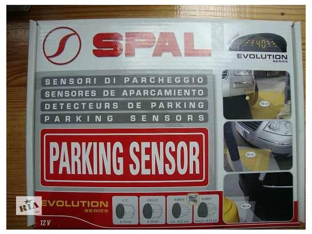 продам Новый Парктроник Spal EVO-50 PS-4F 3560 0180 с дисплеем 6006.1036 (4 датчика бу в Чернигове