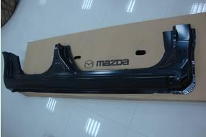 Новые Пороги Mazda 6
