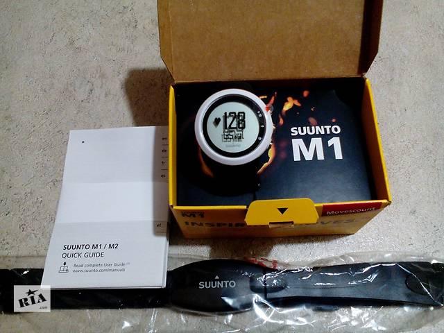 бу Новый пульсометр Suunto M1 часы спортивные кардиомонитор в Киеве