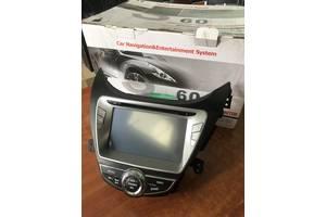 Новый штатный монитор магнитола на Hyundai Elantra -Цифровой TFT LCD Монитор