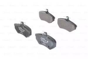 Новый Тормозные колодки дисковые, к-кт. для VW CADDY II Фургон (9K9A), VW CADDY II Variant (9K9B), VW VENTO (1H2), SE...