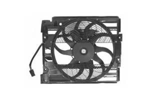 Новые Вентиляторы осн радиатора BMW 5 Series