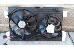Новые Вентиляторы осн радиатора Skoda Octavia Tour