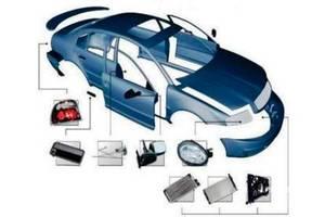 Новые Крылья передние Toyota Land Cruiser Prado 120
