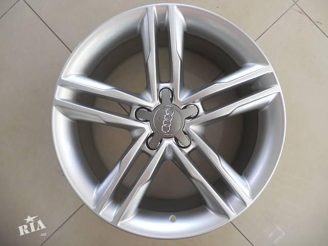 бу новый  18   Оригинальные литые диски на Audi A4 в Харькове