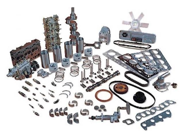 купить бу новый Части двигателя Распредвал и клапаны Легковой Audi в Киеве