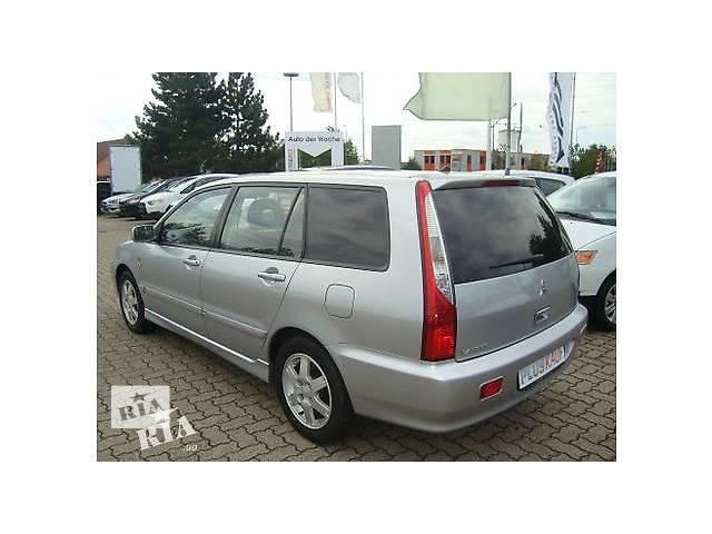 купить бу новый Детали кузова Бампер задний Легковой Mitsubishi Lancer Универсал 2005 в Киеве