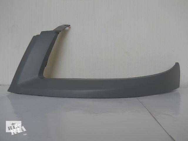 купить бу новый Детали кузова Ресничка Лента под фарами ( ресничка ) FIAT DOBLO, 06 - 10 OE 73541 в Луцке