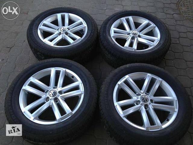 новый Колеса и шины Легковой Volkswagen Amarok 255/55/19-continental.- объявление о продаже  в Ужгороде