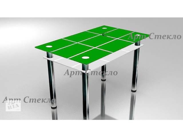 купить бу Обеденный стол из стекла в Дружковке