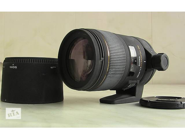 продам Объектив «Sigma 150mm 1:2,8 под Nikon бу в Луцке