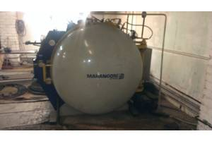 Оборудование для холодной наварке шин MARONGONI