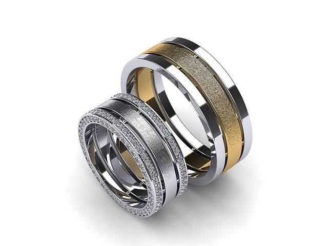 Обручальное кольцо Золото Бриллиант новый- объявление о продаже  в Киеве
