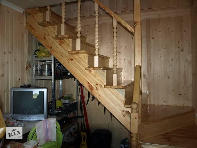 продам Обшивка выгонкой,половой доской,лестницы и сауны под ключ. бу в Киеве