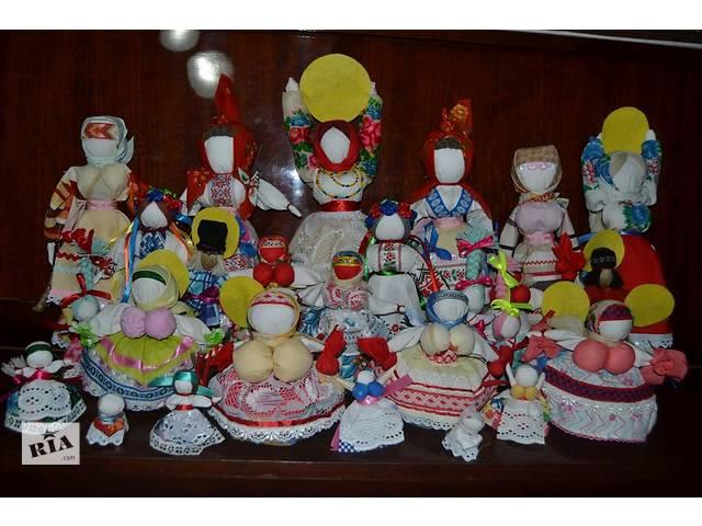 бу Обучаю технике изготовления куклы - мотанки в Чернигове