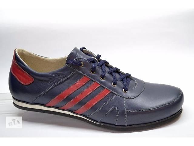 купить бу Взуття великих розмірів 45-49   Туфлі чоловічі спортивного типу  1501 в Запоріжжі 3cc9aef8a26ed