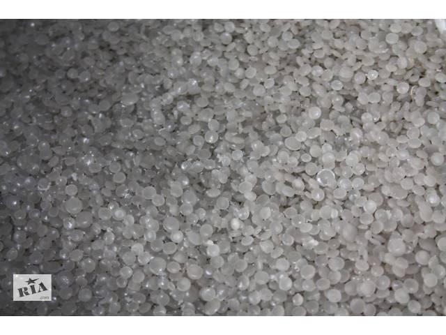 Обычные и термоусадочные вторичные гранулы полиэтилена- объявление о продаже  в Харькове