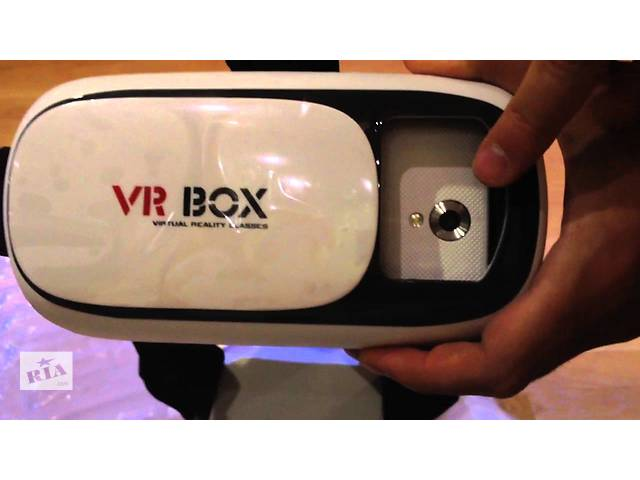 купить бу VR BOX 2 очки для виртуальной реальности в Киеве