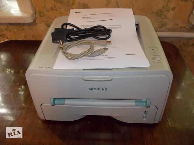 продам Лазерный принтер Samsung ML-1520P в идеальном рабочем состоянии! бу в Харькове