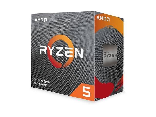 продам Процессор AMD Ryzen 5 3600X (100-100000022BOX) бу в Києві