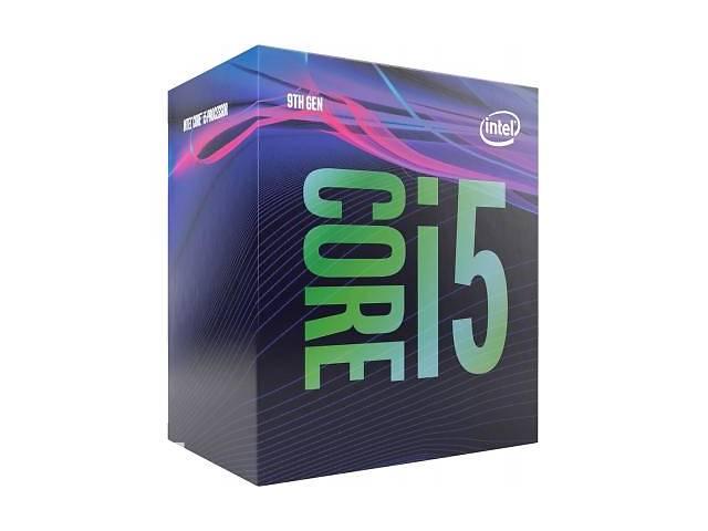 продам Процесор INTEL Core™ i5 9500 (BX80684I59500) s1151, 6 ядер, 3.0GHz, 8 GT/s DMI, Intel UHD 630, 9Mb, бу в Киеве