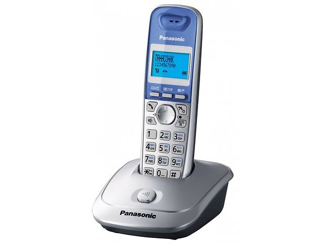 Радиотелефон Panasonic KX-TG2511UAN Platinum- объявление о продаже  в Чернигове