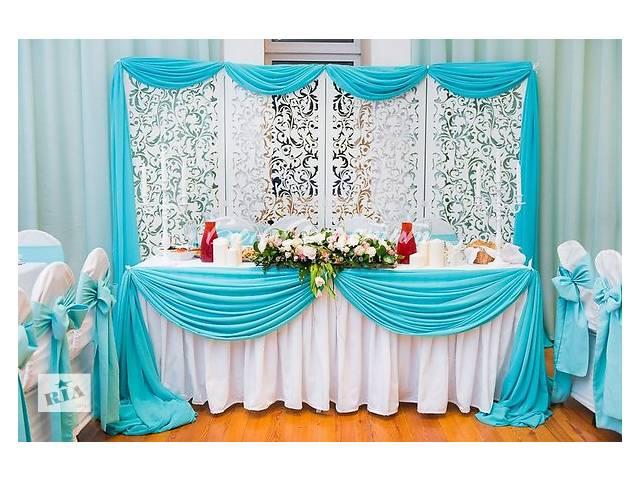 купить бу Оформление, декор свадьбы  в Украине