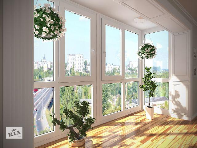бу Окна, двери, балконы- реализация и монтаж. в Виннице