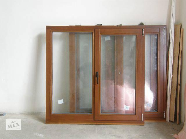 продам Окна, двери, лестница Окна Деревянные окна новый бу в Львове