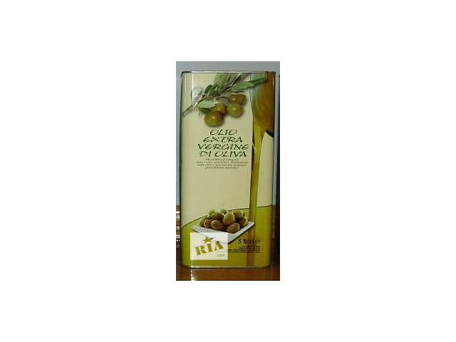 Оливковое масло в 5 л. канистрах из Италии.- объявление о продаже   в Украине