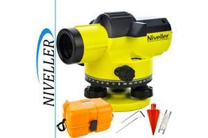 Оптический нивелир NIVELLER AL32 (с поверкой и гарантией) нівелір