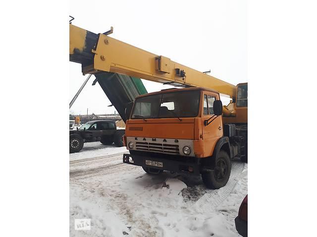 продам Оренда Камаз 53213 спецкран бу в Ровенской области