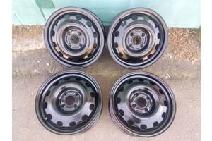 """Ориг.ст.диски на Ford Fiesta, R14, 5,5 j""""14,4""""108,ET47,5, D=63,4 в отличном состоянии.1"""
