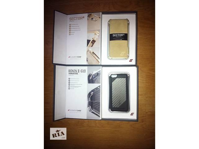 купить бу Оригінальні ElementCase для iPhone 5/5s в Львове