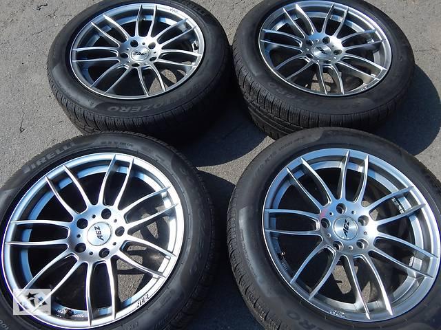 Оригинальные диски AEZ GERMANY 8 R18 5X120 ET42 BMW  без пробега по Украине- объявление о продаже  в Виннице