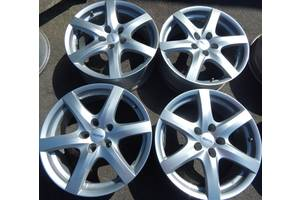 Оригинальные диски ALUTEC GERMANY 7.5 R17 5X120 ET35 BMW без пробега по Украине