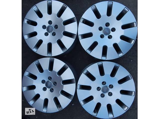 бу Оригинальные диски AUDI A8 7.5 R18 5X112 ET40 Volkswagen без пробега по Украине в Виннице