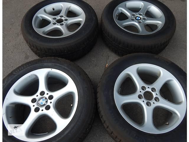 продам Оригинальные диски BMW X5 ITALY 8.5 R18 5X120 ET48 без пробега по Украине бу в Виннице